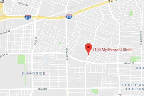 A man is on the run after allegedly firing a rifle during a fight on Myrtlewood, causing bullet fragments to hit two women who were standing nearby.
