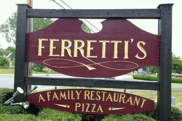 Ferretti's Pizza, a Clifton Park mainstay for pizza and other casual Italian fare for 30 years.