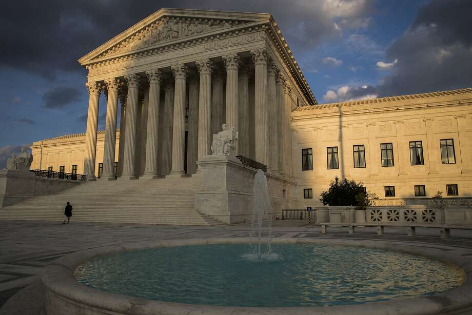 The Supreme Court held the government generally needs a warrant to gather cell phone location information. Photo: J. Scott Applewhite / Associated Press 2017