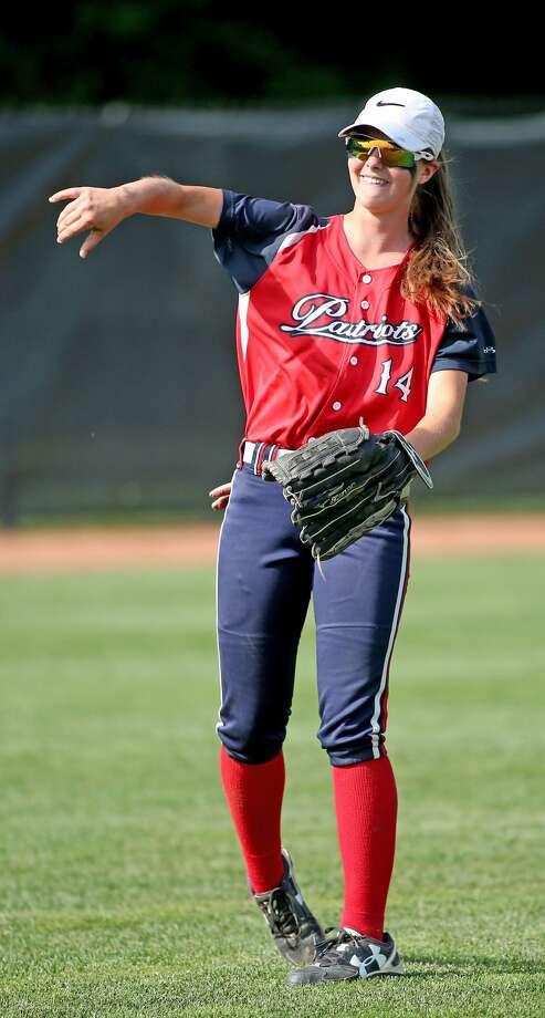 Name: Brianna Osantowske Team: USA Position: Outfield Class: Senior .375 Avg. 45 Hits, 37 Runs, 5 HR, 45 RBI Photo: Tribune File Photo