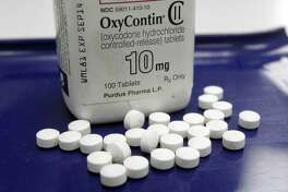 OxyContin is Purdue Pharma's top-selling drug.