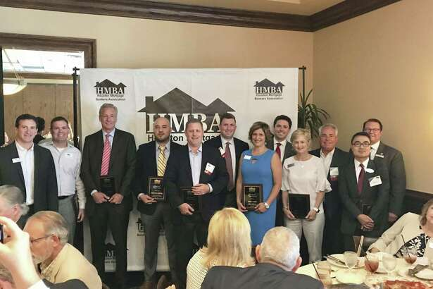 Houston Mortgage Bankers Association recently installed its 2018 president and board of directors.