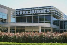 A Baker Hughes location near Bush Intercontinental Airport in Houston.