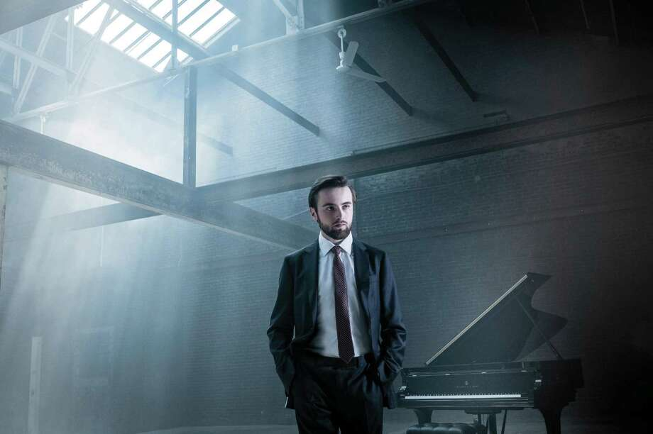 Pianist Daniil Trifonov Photo: Dario Acosta