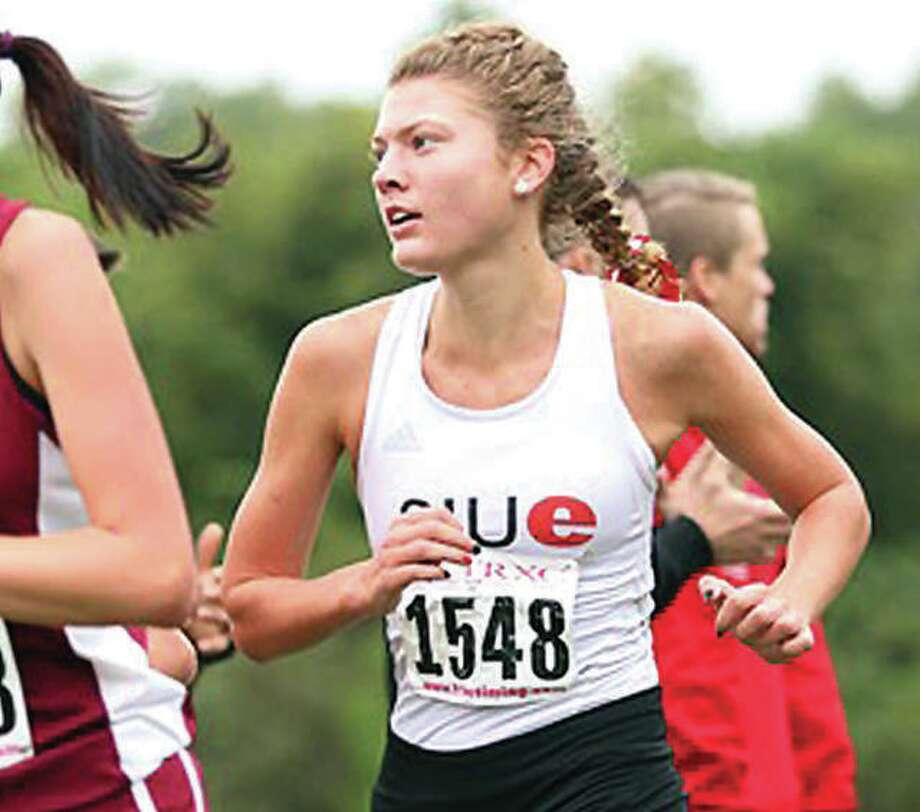 Allie Sweatt Photo:       SIUE Athletics