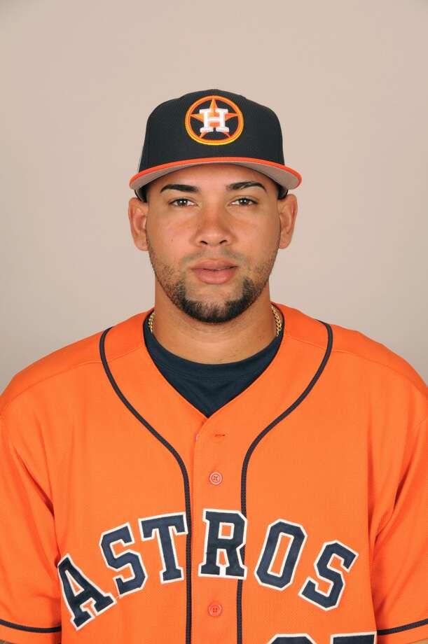 Houston Astros minor league pitcher Yoanys Quiala Photo: Houston Astros