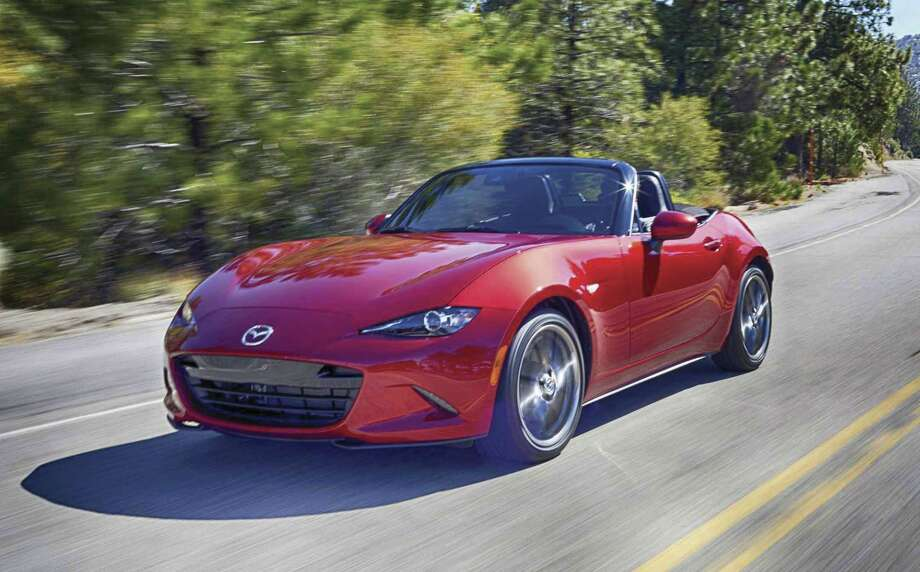 2019 Mazda Mx 5 Gets 26 Hp Boost Houston Chronicle