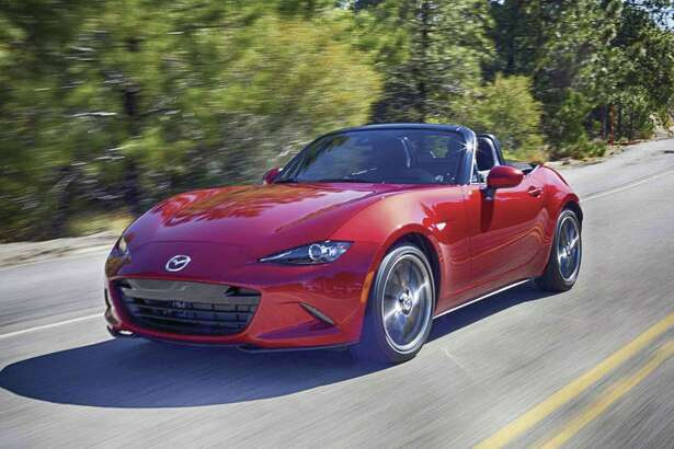 Mazda will pack more zoom-zoom in the MX-5 for 2019. (Mazda photo)