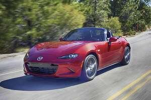 Mazda will pack more zoom-zoom in the MX-5 for 2019. (Mazda photo)