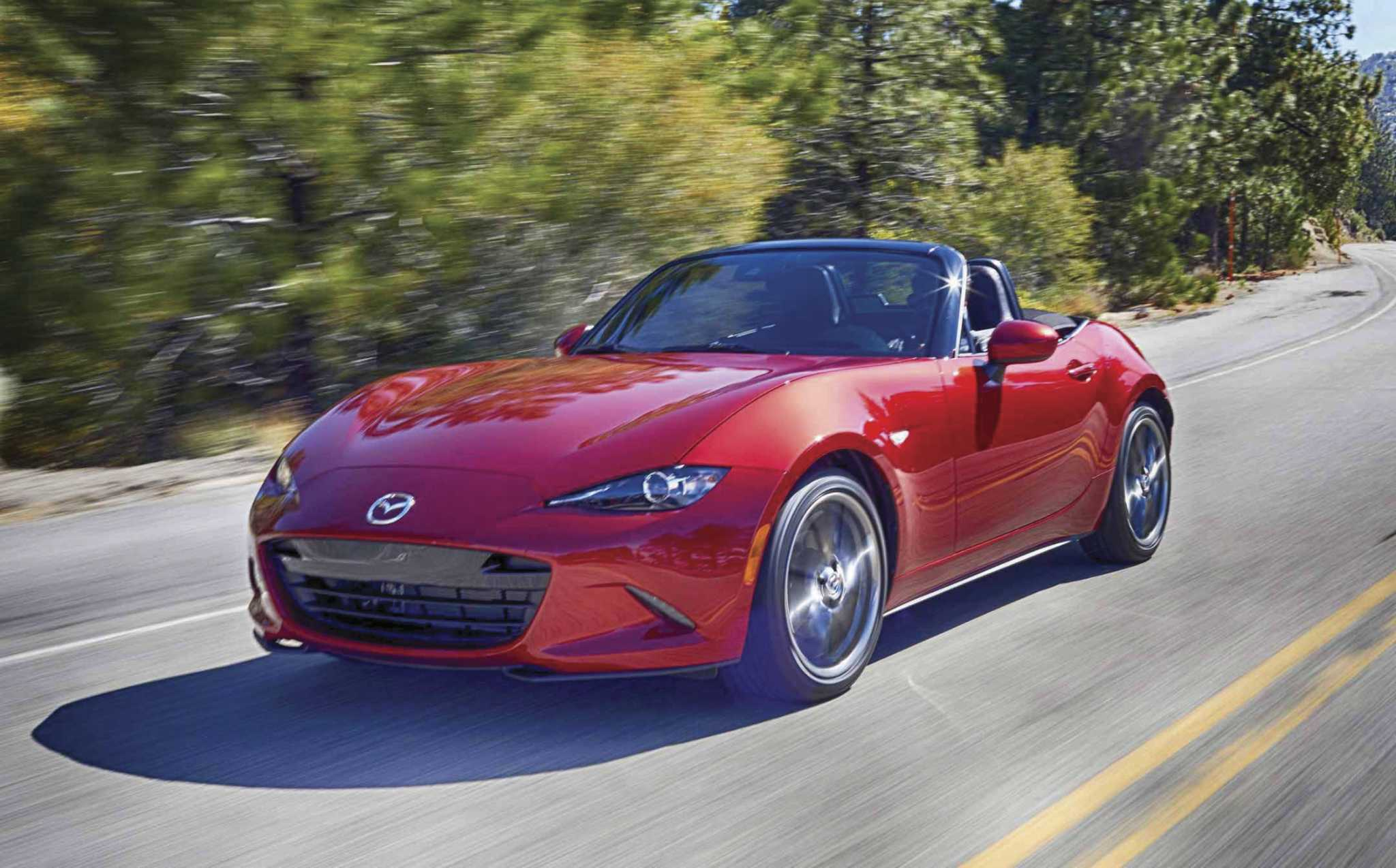 2019 Mazda MX-5 gets 26-hp boost