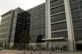 New Pioneer Natural Resources building.  Tim Fischer\Reporter-Telegram