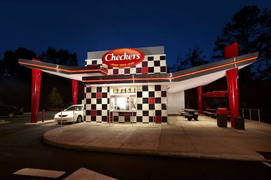 Checkers Drive-Thru restaurant will open for business in Humble on June 26. Photo: Checkers Restaurant