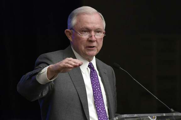 Attorney General Jeff Sessions speaks cited the Bible in defending the policy of separating immigrant families.