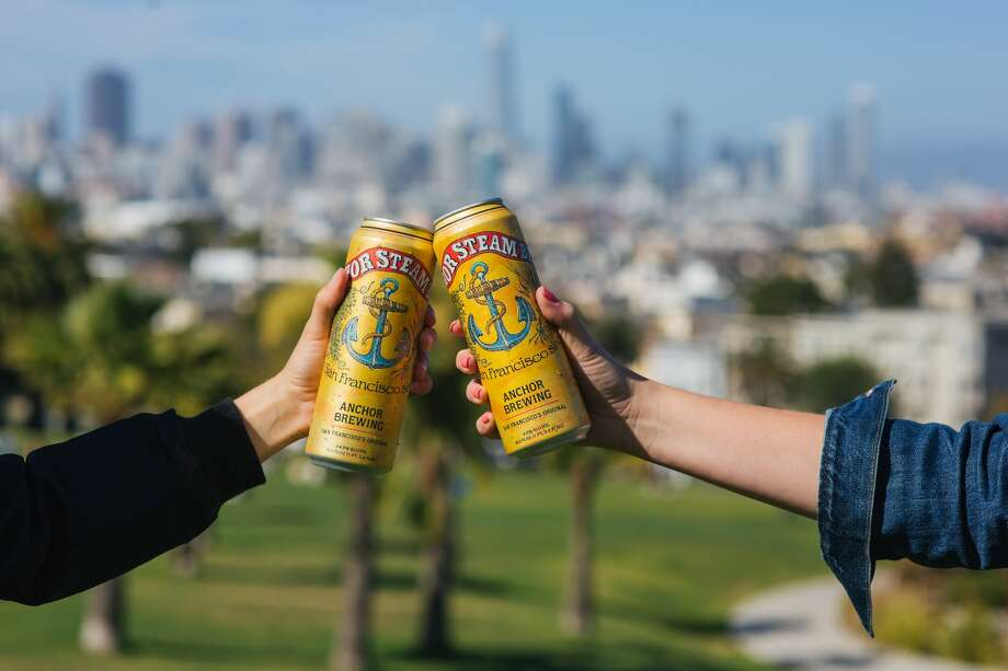 San Francisco's Anchor Brewing will debut their flagship California common, Steam, in 19.2-oz. cans. Photo: Erin Conger
