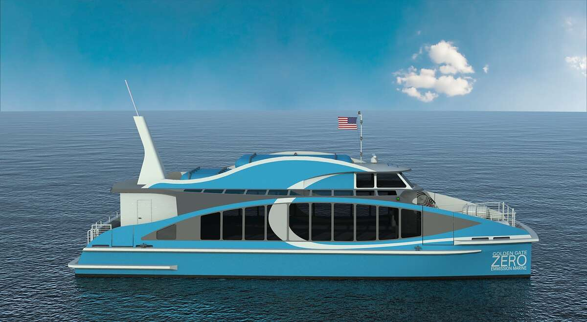 Golden Gate Zero Emission Marine, a startup in Alameda, is developing a ferry that will run on hydrogen fuel cells.