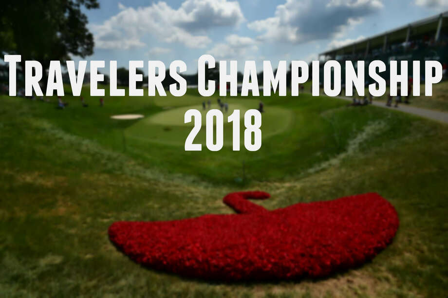 >> Click through the slideshow above to see images of the 2018 Travelers Championship from the TPC River Highlands in Cromwell.   Photo: Catherine Avalone / Hearst Connecticut Media