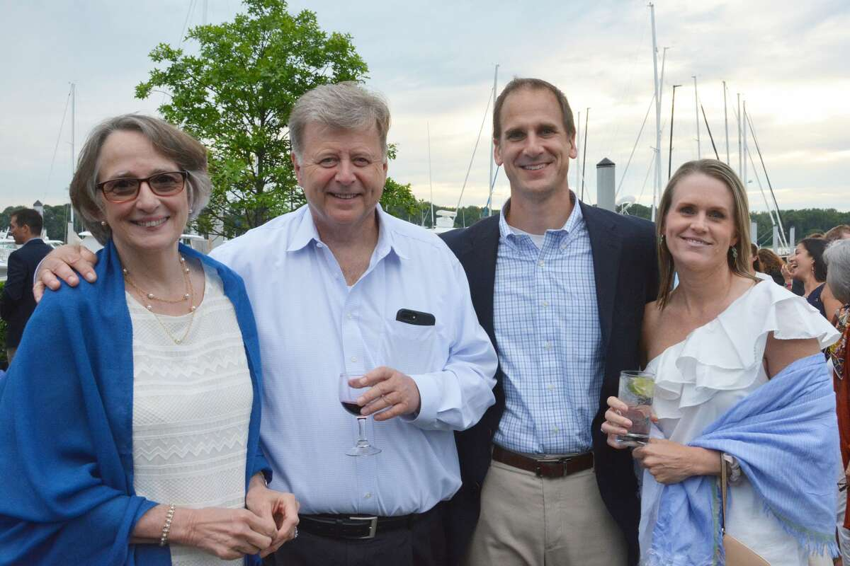 The Greenwich Hospital Under the Stars Gala was held June 22, 2018 at the Riverside Yacht Club. The event, which benefits Women's and Children's Health at Greenwich Hospital, featured Caroline Jones as the musical performer. Were you SEEN?
