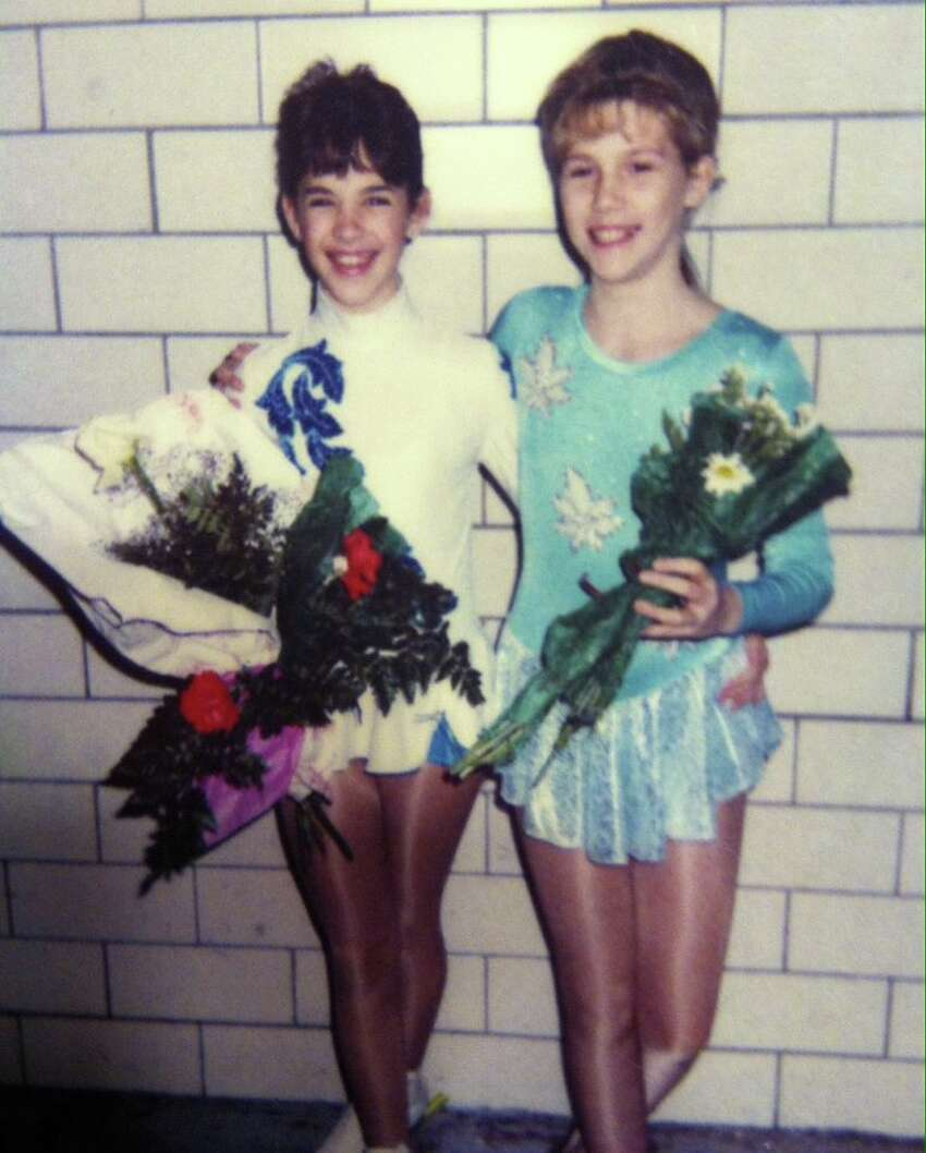 2. I was a competitive figure skater from the age of 10 through most of college.