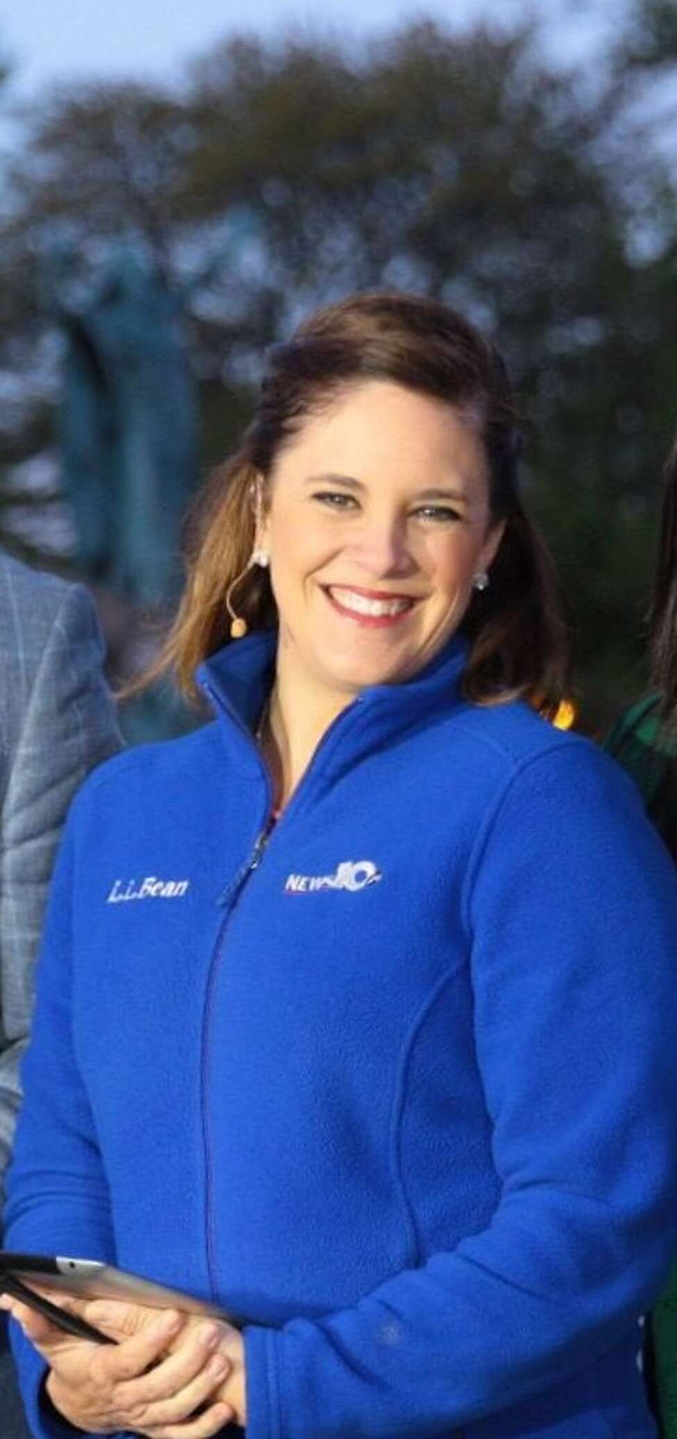 Click through the slideshow for 20 things you don't know about Nicol Lally from WTEN.