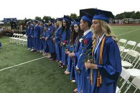 Coginchaug High School's Class of 2018 graduated Friday, June 22.