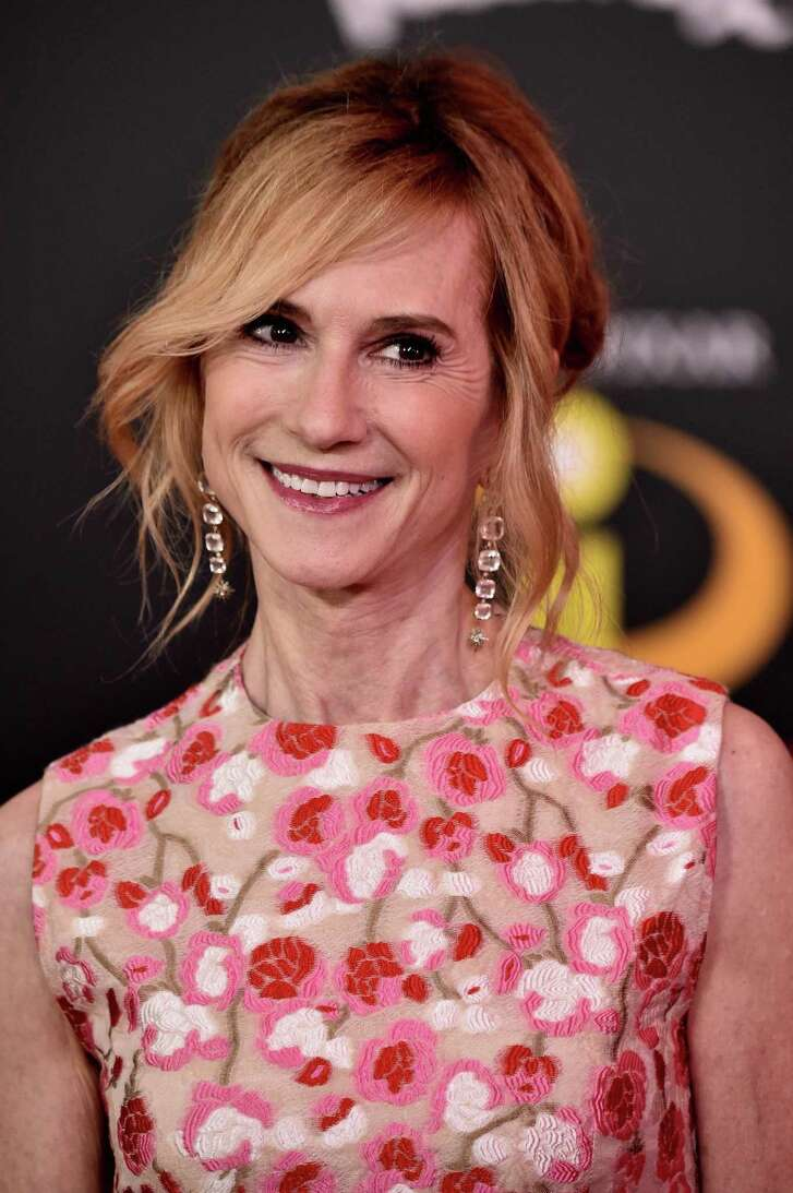 """Holly Hunter attends the of """"Incredibles 2."""""""