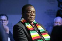 Emmerson Mnangagwa assumed the presidency last November after Zimbabwe's longtime leader, Robert Mugabe, was deposed by the military in a bloodless coup.