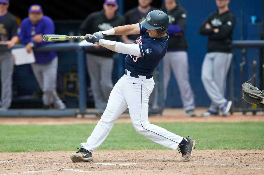 Southington's Zac Susi, who starred at UConn the past three seasons, has begun his professional career in the Pirates' organization. Photo: Courtesy Of UConn Athletics
