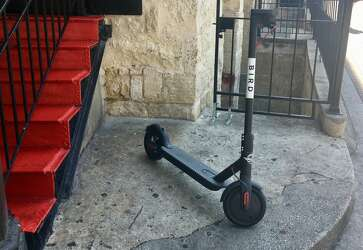 15 things to know about those new 'Bird' scooters riding around San