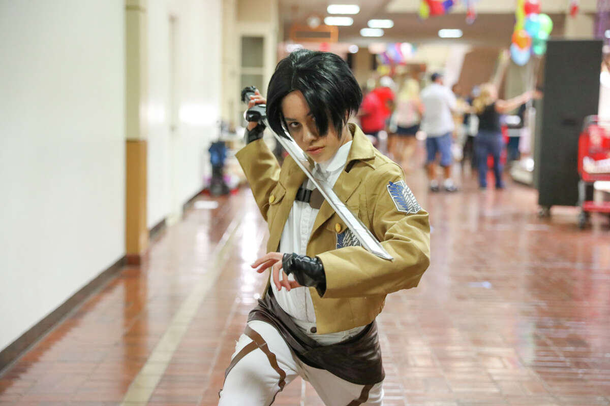 Fans of comic books, science fiction and fantasy and things geeky from around San Antonio were at Wonderland of the Americas all day Saturday, June 23, 2018, for Toyfest.