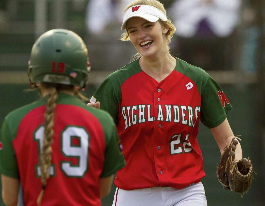The Woodlands junior Amanda Curran is the 2018 Montgomery County Player of the Year. Photo: Jason Fochtman, Staff Photographer / Houston Chronicle / © 2018 Houston Chronicle