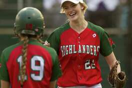 The Woodlands junior Amanda Curran is the 2018 Montgomery County Player of the Year.