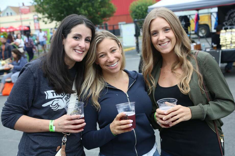 Two Roads Brewing Company in Stratford held its annual Road Jam Music Fest on June 23, 2018. Festival goers enjoyed music from live bands, local food trucks and, of course, plenty of beer. Were you SEEN? Photo: Derek Sterling/ Hearst CT Media