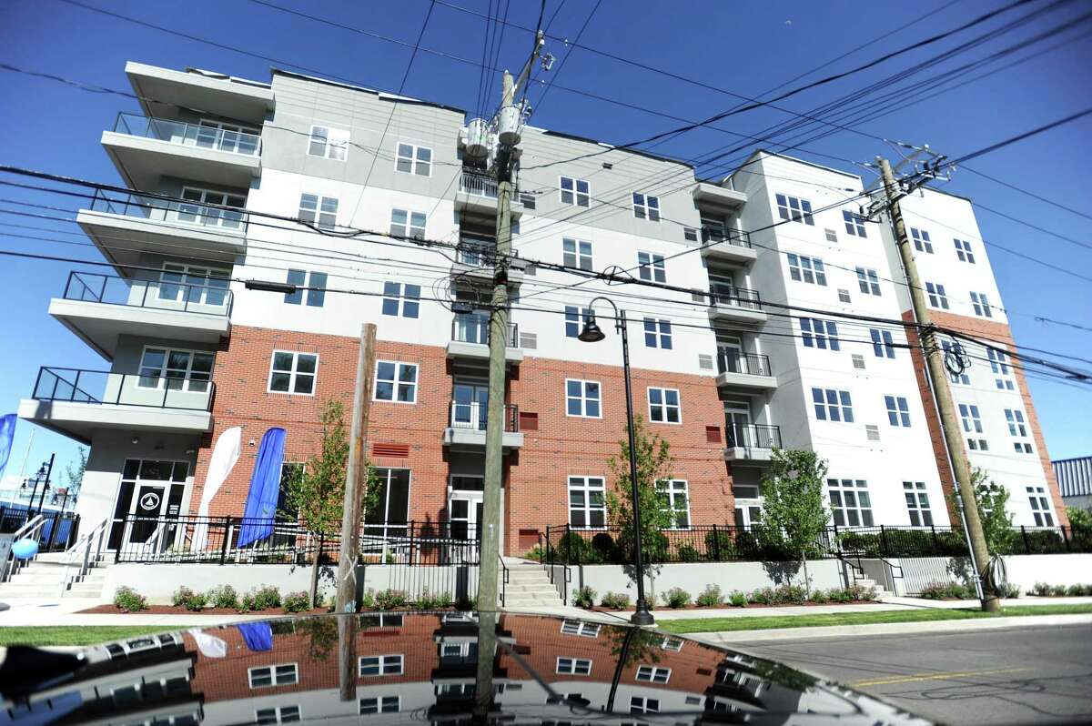 Harbor Landing, the newest BLT apartment development, is located on Southfield Ave. in Stamford, Conn. on Wednesday, June 20, 2018.