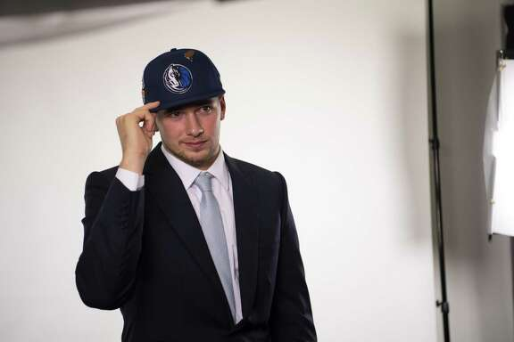Trading up to get Slovenia's Luka Donkic, one of the best prospects to come out of Europe in recent years, was a brilliant move by the Mavericks, Jeff McDonald says.