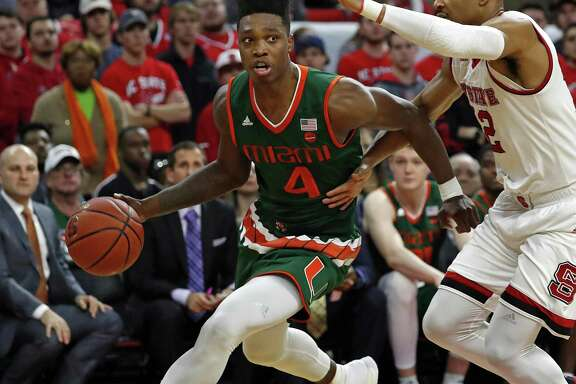 Walker was a five-star recruit coming out of Reading, Pa. He eschewed such college basketball powers such as Villanova, Kentucky and Syracuse to sign with Miami.