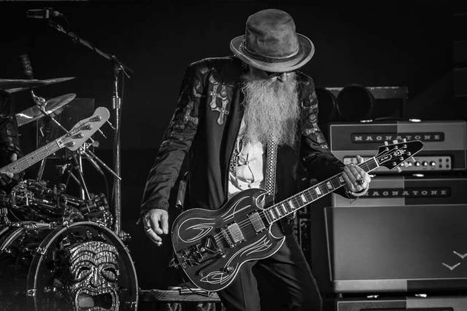The Blues and Bayous Tour rolls on and St. Louis should feel proud to have had such a show. As far as ZZ Top and John Fogerty, they are not aged — they are seasoned — and that's a fact as they show no signs of slowing down, as shown by ZZ Top's Billy Gibbons. Photo:     Photo Credit: Keith Brake/Keith Brake Photography|For The Telegraph