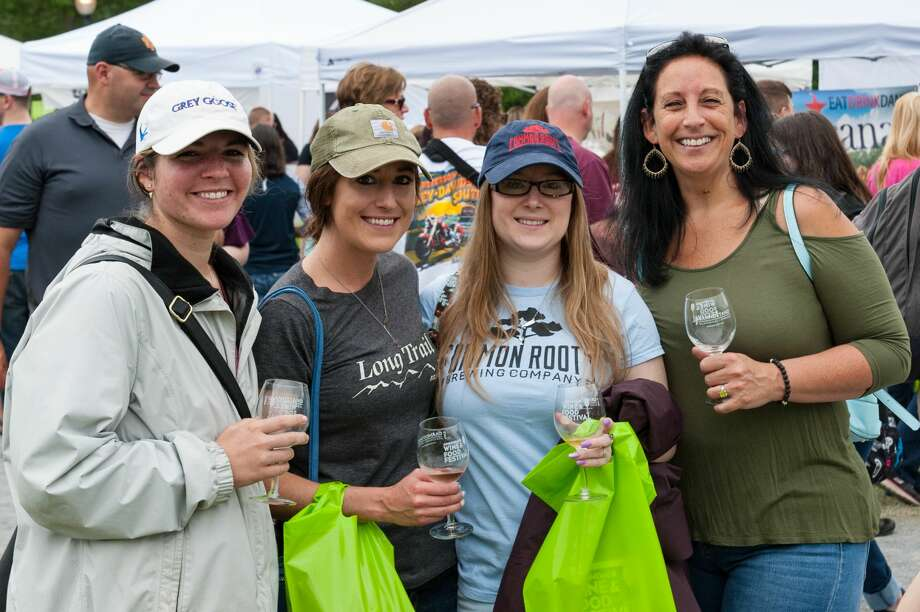 Were you seen at the 2018 Adirondack Wine & Food Festival on June 23 and 24 at Charles R. Wood Festival Commons in Lake George? Photo: Tim Harris Photography