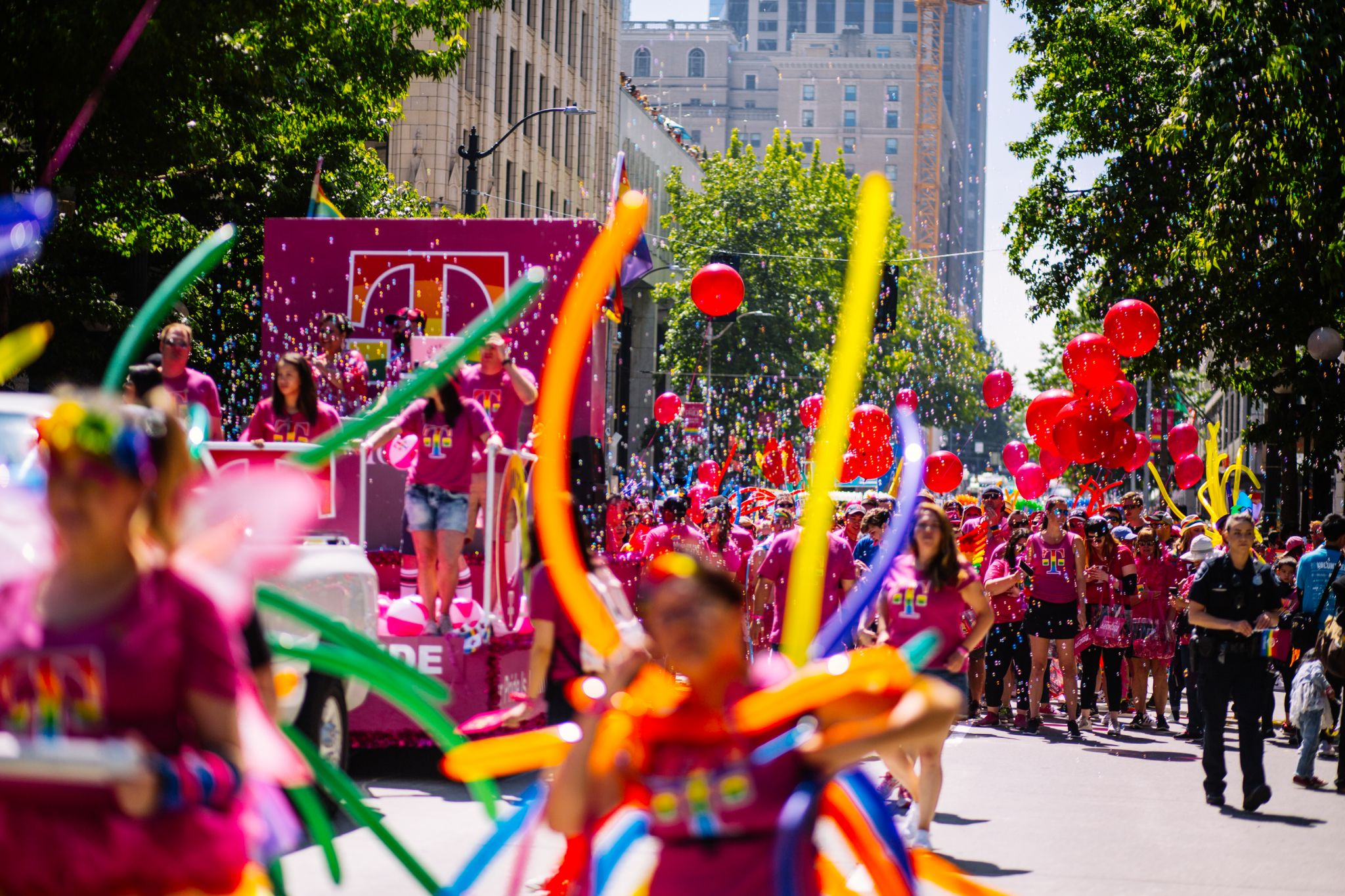 Connelly: The Seattle Pride Parade — a joyous time in tense times