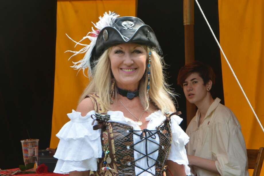 The Midsummer Fantasy Renaissance Faire was held at Warsaw Park in Ansonia weekends from June 23 - July 8, 2018. Guests enjoyed costumes, live entertainment, vendors, food and more. Were you SEEN on June 24? Photo: Vic Eng / Hearst Connecticut Media Group