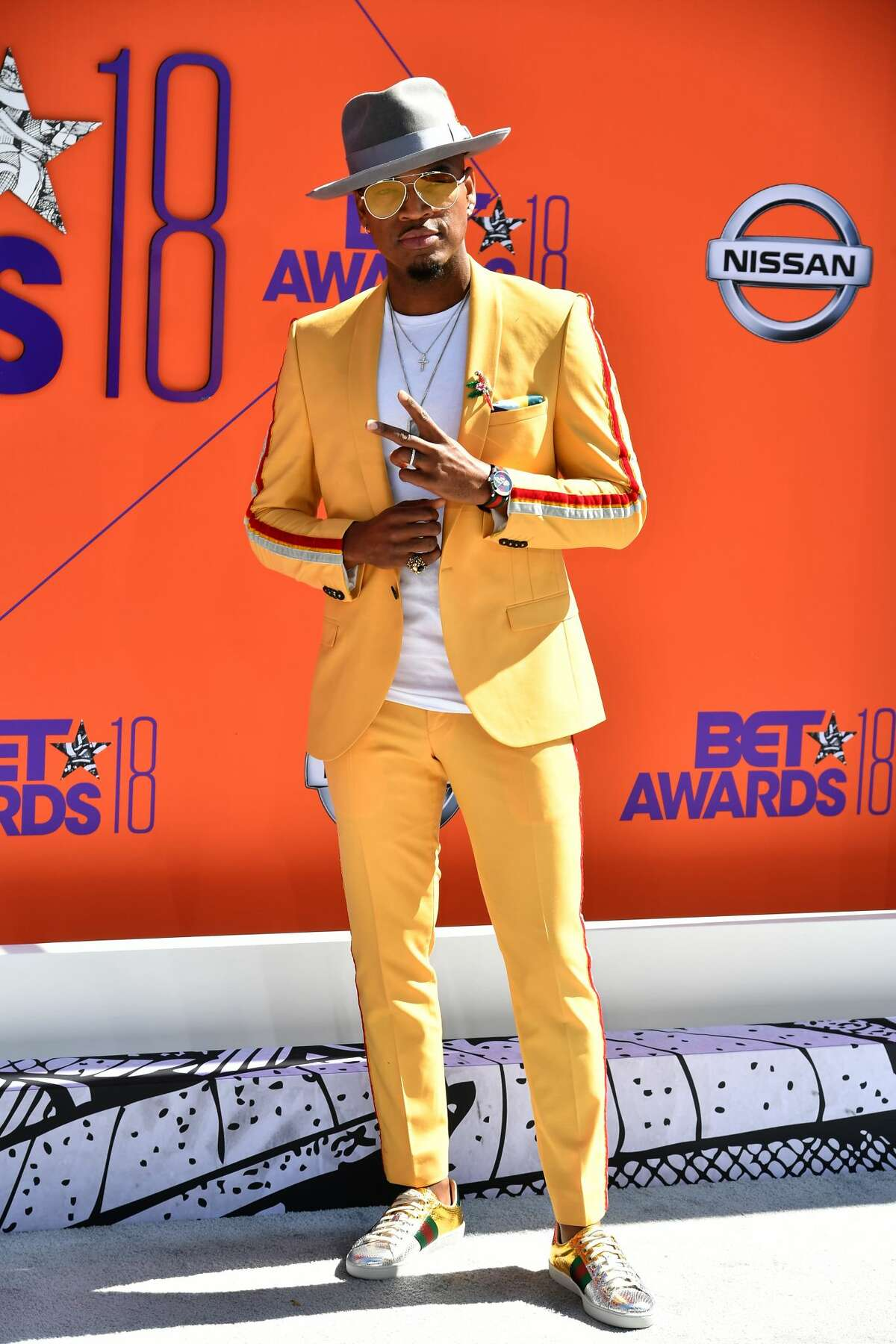 Ne-Yo is a tall glass of sweet lemonade.