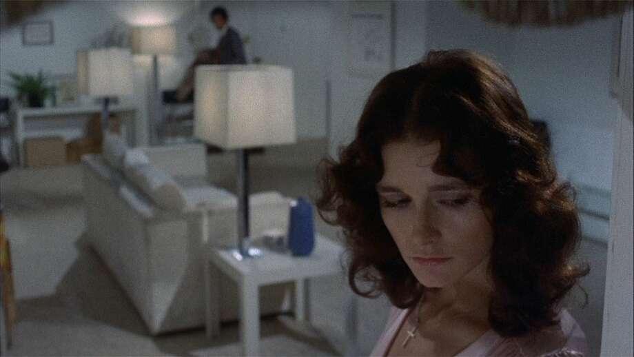 "Margot Kidder in Brian De Palma's ""Sisters"" (1972). Photo: American International Pictures 1972"