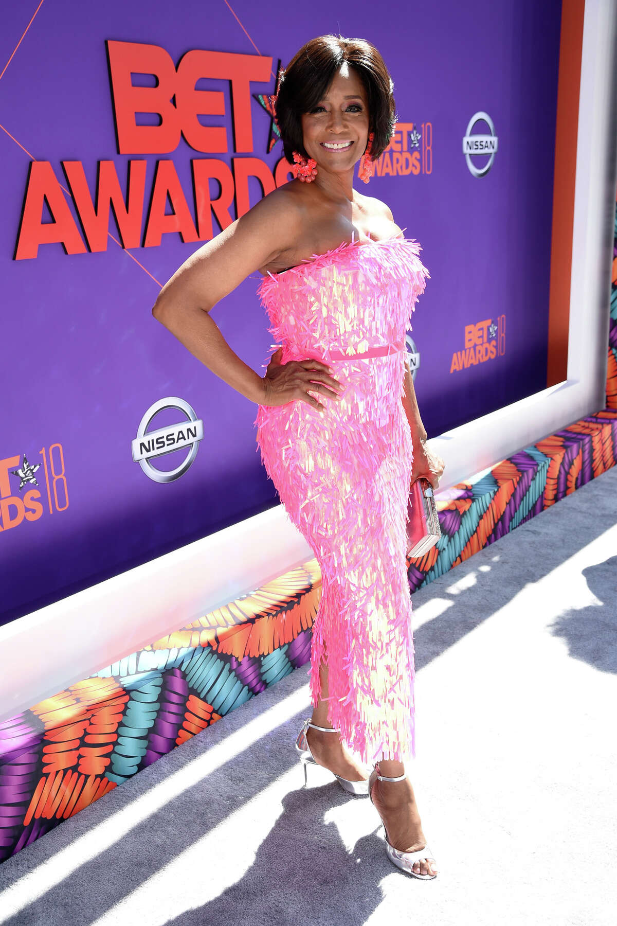 LOS ANGELES, CA - JUNE 24: Margaret Avery attends the 2018 BET Awards at Microsoft Theater on June 24, 2018 in Los Angeles, California. (Photo by Kevin Mazur/Getty Images for BET)