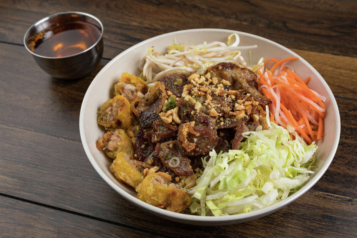 Sit Lo Sit Lo, a Houston food truck serving Vietnamese food, also recently joined new vendors at Finn Hall.