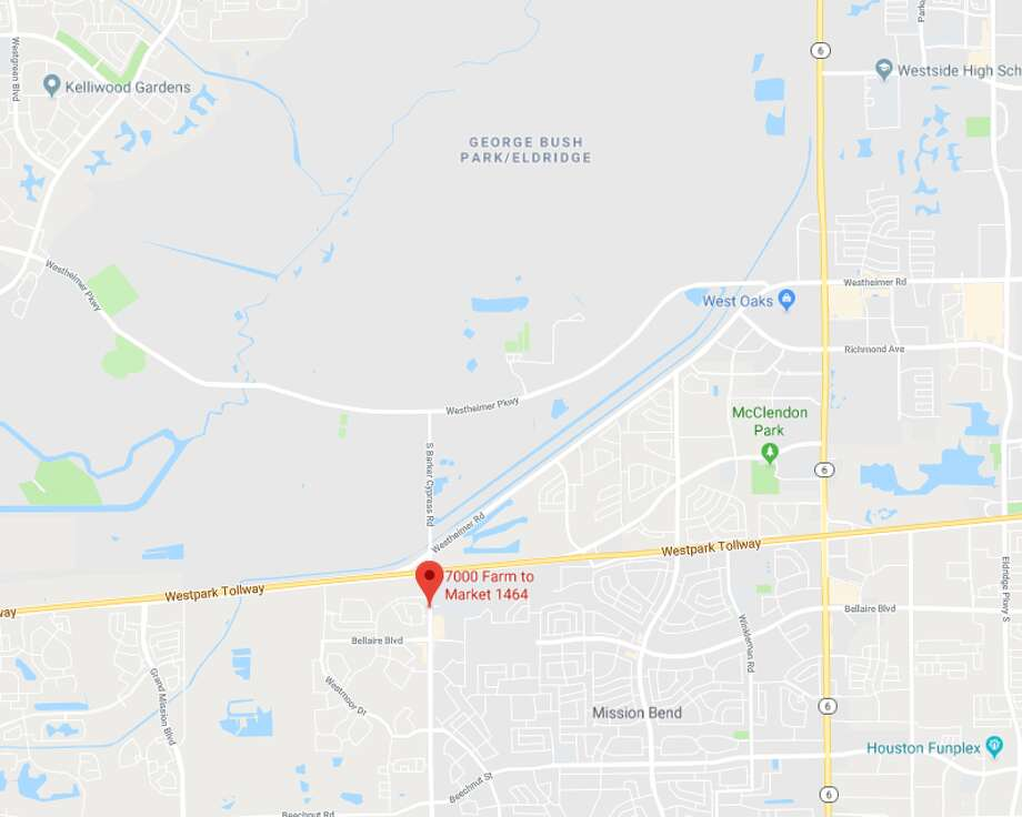 A man was injured and his son was burned on Monday, June 25, 2018 during a home invasion on FM 1464. Photo: Google Maps