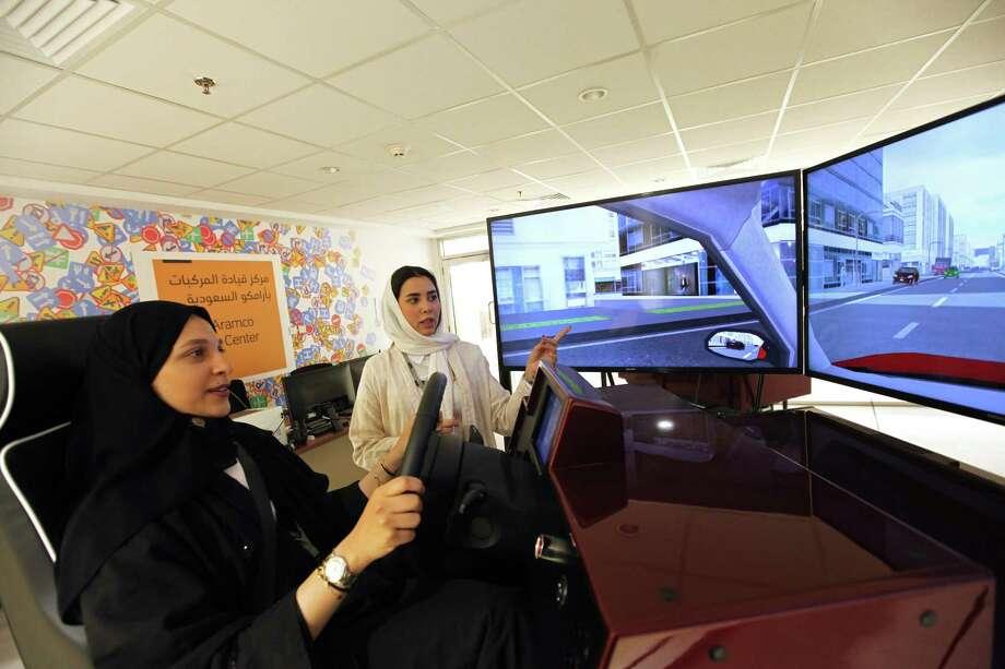 Saudi women finally start their engines as driving ban ends