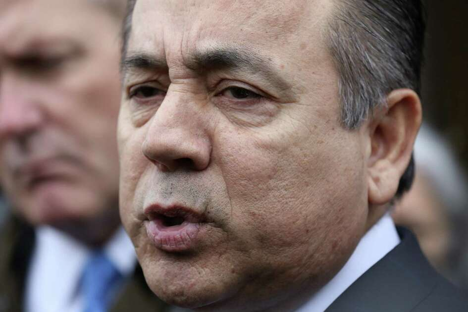 Federal prosecutors want a prison sentence ranging from 210 to 260 months for former state Sen. Carlos Uresti, who is scheduled to be sentenced on 11 felony counts on Tuesday. Uresti says in a court filing he deserves leniency given his years of public service.