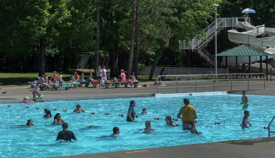 Peerless pool reopens in spa state park times union - Victoria park swimming pool price ...