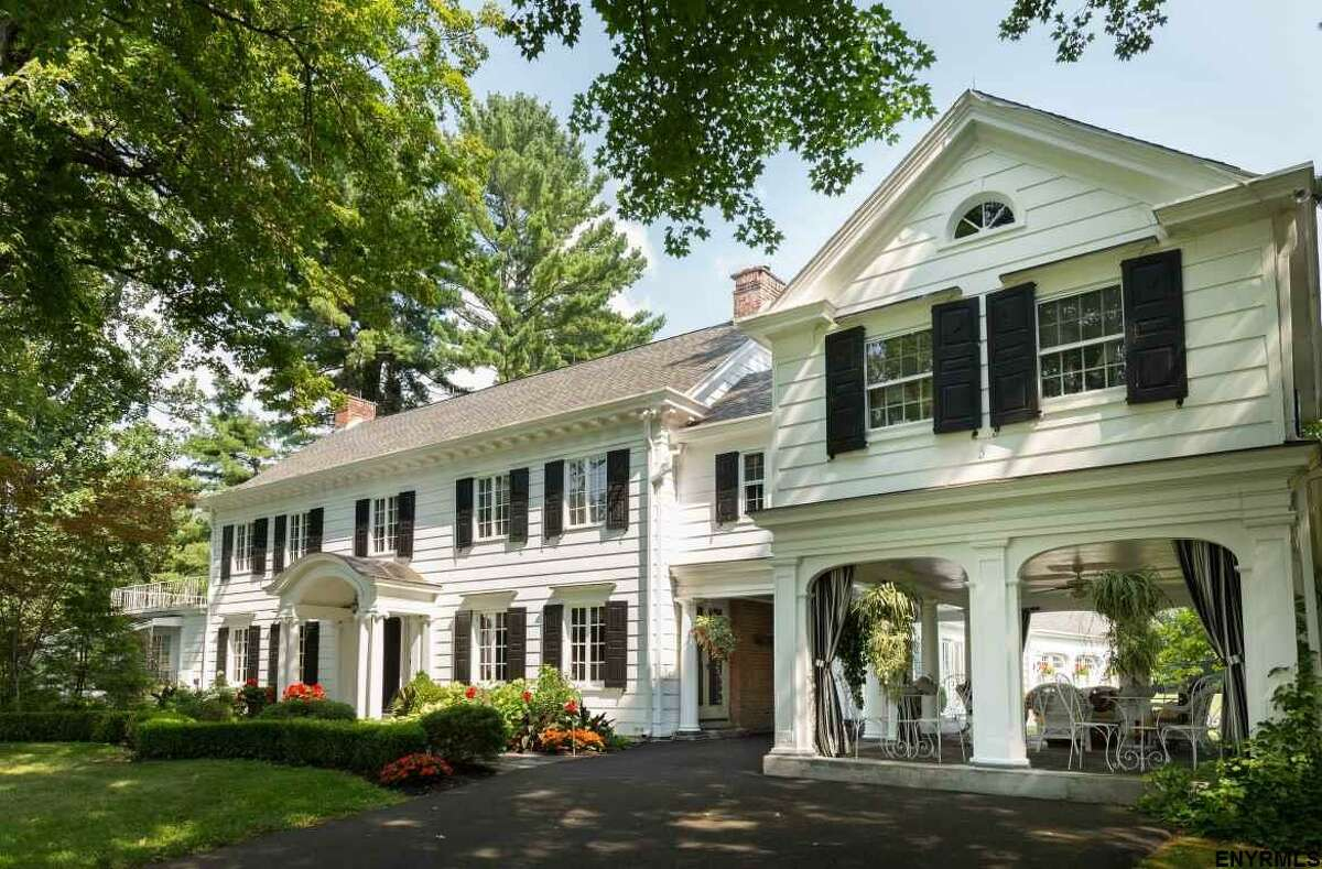 $1,695,000. 1751 New Scotland Rd., New Scotland, NY 12159. View listing.