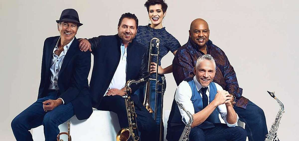 Dave Koz and Friends perform Saturday at the Mountain Winery in Saratoga.