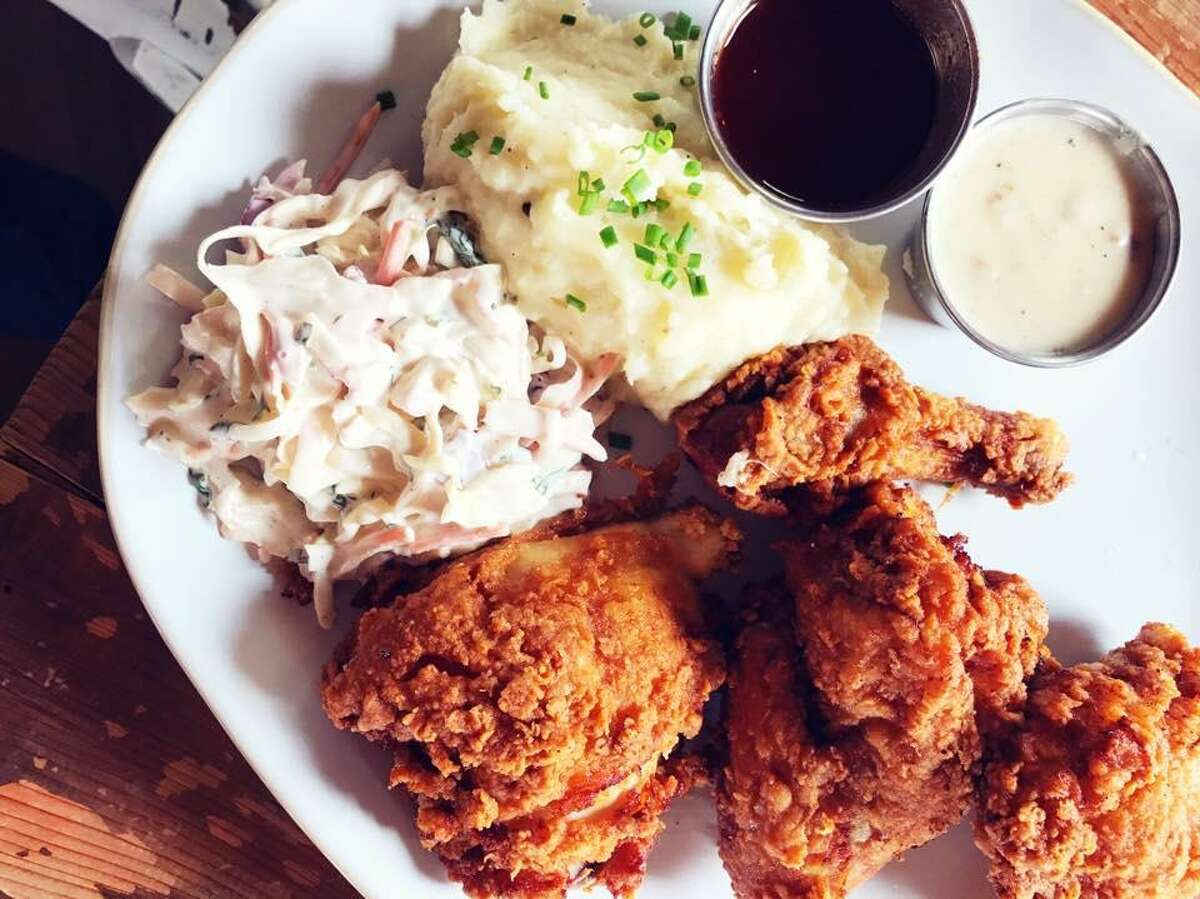 Field & Tides Restaurant & Bar705 E. 11th St.; fieldandtides.comField & Tides in the Heights will have a fried chicken pop-up dinner on National Fried Chicken Day, July 6.